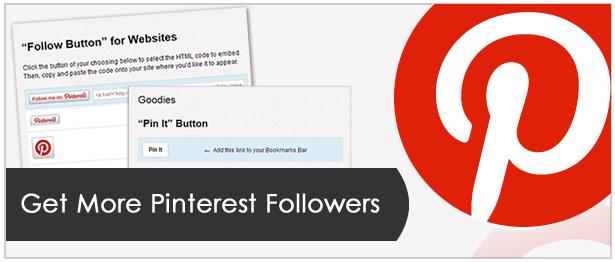 Tips for Finding Followers on Pinterest